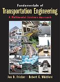 Fundamentals of Transportation Engineering A Multimodal Systems Approach