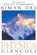 Student Pocket Companion [to] Physics, Principles with Applications, Sixth Edition [by] Gian...