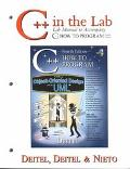 C++ in the Lab Lab Manual to Accompany C++ How to Program, Fourth Edition