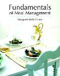 Fundamentals of Meal Management