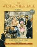 Western Heritage, Since 1648 Brief Edition