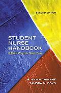 Student Nurse Handbook Difficult Concepts Made Easy