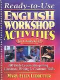 Ready-To-Use English Workshop Activities for Grades 6-12 180 Daily Lessons for Integrating L...
