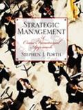 Strategic Management A Cross-Functional Approach