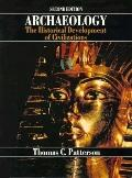 Archaeology The Historical Development of Civilizations