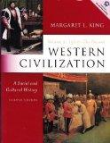 Western Civilization: A Social and Cultural History, Volume II--1500 to the Present (2nd Edi...