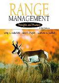 Range Management Principles and Practices