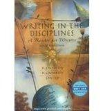 Writing in the Disciplines with APA Guidelines (4th Edition)