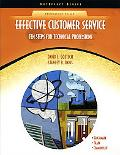 Effective Customer Service Ten Steps for Technical Professions
