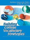 Building College Vocabulary Strategies