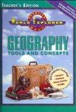 Geography Tools and Concepts Teacher's Edition