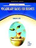 Vocabulary Basics for Business