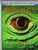 BIOLOGY:EXPLORING LIFE 1 EDITION STUDENT EDITION 2004C