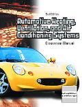 Automotive Heating, Ventilation and Air Conditioning Systems