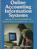 Online Accounting Information Systems: Labatory Text - Alan L. Eliason - Paperback