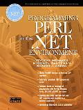Programming Perl in the .Net Environment