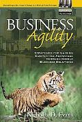 Business Agility Strategies for Gaining Competitive Advantage Through Mobile Business Solutions
