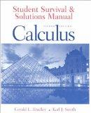 Student Survival and Solutions Manual: Calculus