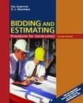 Bidding and Estimating Procedures for Construction