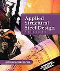 Applied Structural Steel Design