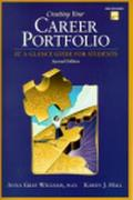 Creating Your Career Portfolio : At a Glance Guide for Students
