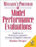 Manager's Portfolio of Model Performance Evaluations with CD-ROM - Brandon Toropov - Paperba...