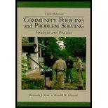 Community Policing and Problem Solving: Strategies and Practices (3rd Edition)