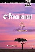E-Procurement From Strategy to Implementation