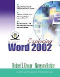 Exploring Microsoft Word 2002