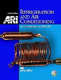 Refrigeration and Air Conditioning An Introduction to HVAC/R