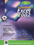 Essentials Excel 2002 Level 1