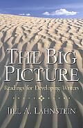 Big Picture Readings for Developing Writers