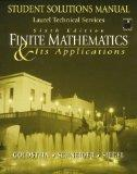 Finite Mathematics & Its Applications: Student Solution Manual