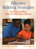 Effective Reading Strategies Teaching Children Who Find Reading Difficult