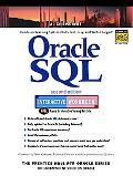 Oracle SQL Interactive Workbook