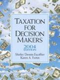 Taxation for Decision Makers 2004