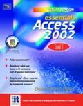 Essentials Access 2002 Level 1