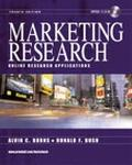 Marketing Research Online Research Applications