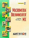 Macromedia Dreamweaver Mx Creating Web Pages