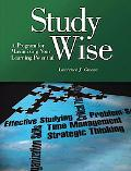 Study Wise A Program for Maximizing Your Learning Potential