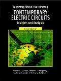 Contemporary Electric Circuits-Laboratory Manual - Robert Strangeway - Paperback