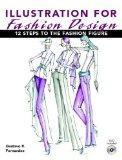 Illustration for Fashion Design: Twelve Steps to the Fashion Figure