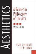 Aesthetics A Reader in Philosophy of Arts