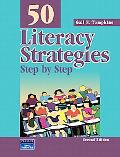 50 Literacy Strategies Step by Step
