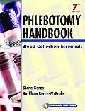 Phlebotomy Handbook Blood Collection Essentials