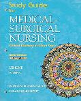 Medical Surgical Nursing, Critical Thinking In Client Care