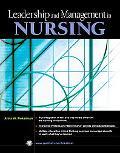 Leadership and Management in Nursing