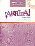 ARRIBA Audio CD's to Accompany Workbook / Lab Manual (4th Edition)