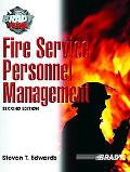 FIRE SERVICE PERSONNEL MANAGEMENT