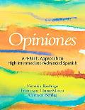 Opiniones A Four-skills Approach To Intermediate Spanish